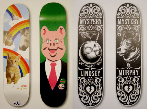 Paddy Pellow's Worst Skateboard Graphics Of All...
